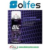 Hiper Lubrificante Solifes Oil 200ml