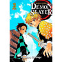 Mangá Demon Slayer ( Kimetsu No Yaiba ) Nº 3