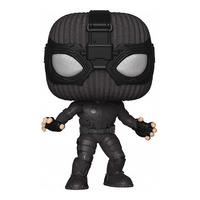 Spider-Man Stealth Suit Pop Funko #469 - Far From Home - Marvel