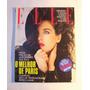 Revista Elle Maio De 1991 Depardieu, Delon
