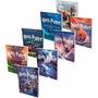 Kit Harry Potter Scholastic Edição Ilustrada (8 Livros) !