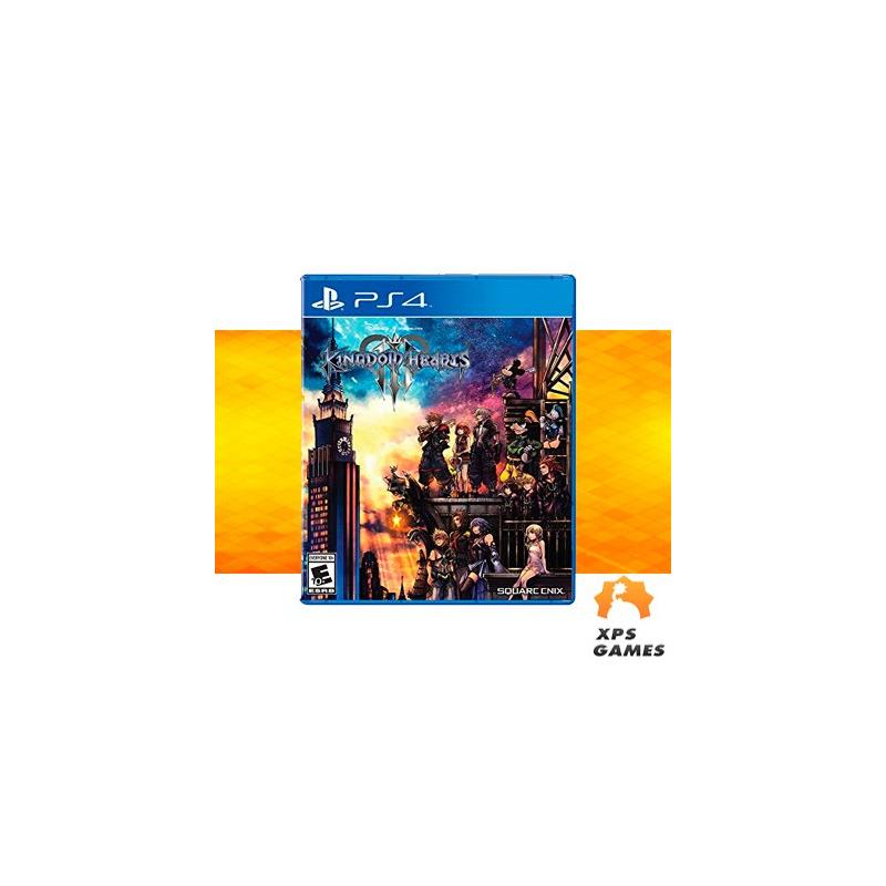 Jogo Kingdom Hearts 3.0 - PS4