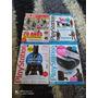 6x Revistas Playstation Old Gamer Coleção Playstation