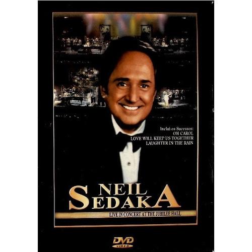 Dvd  Neil Sedaka  Live In Concert  At The Jubilee Hall Original