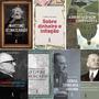 Kit 7 Livros Mises E Rothbard