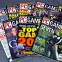 Promoção 4 Revistas Pc Gamer Americana Várias Edições Antiga