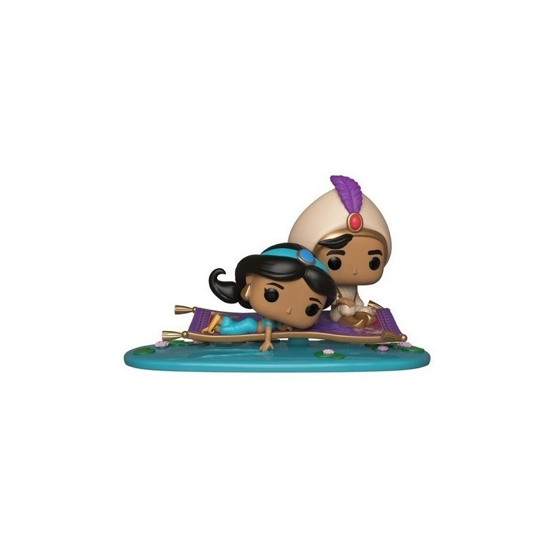 Funko Pop Magic Carpet Ride #480 - Movie Moments Aladdin - Disney