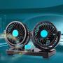 Ar Frio Ventilador Veicular 12v Acessorio Automotivo