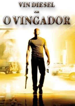 Dvd O Vingador - Vin Diesel Original