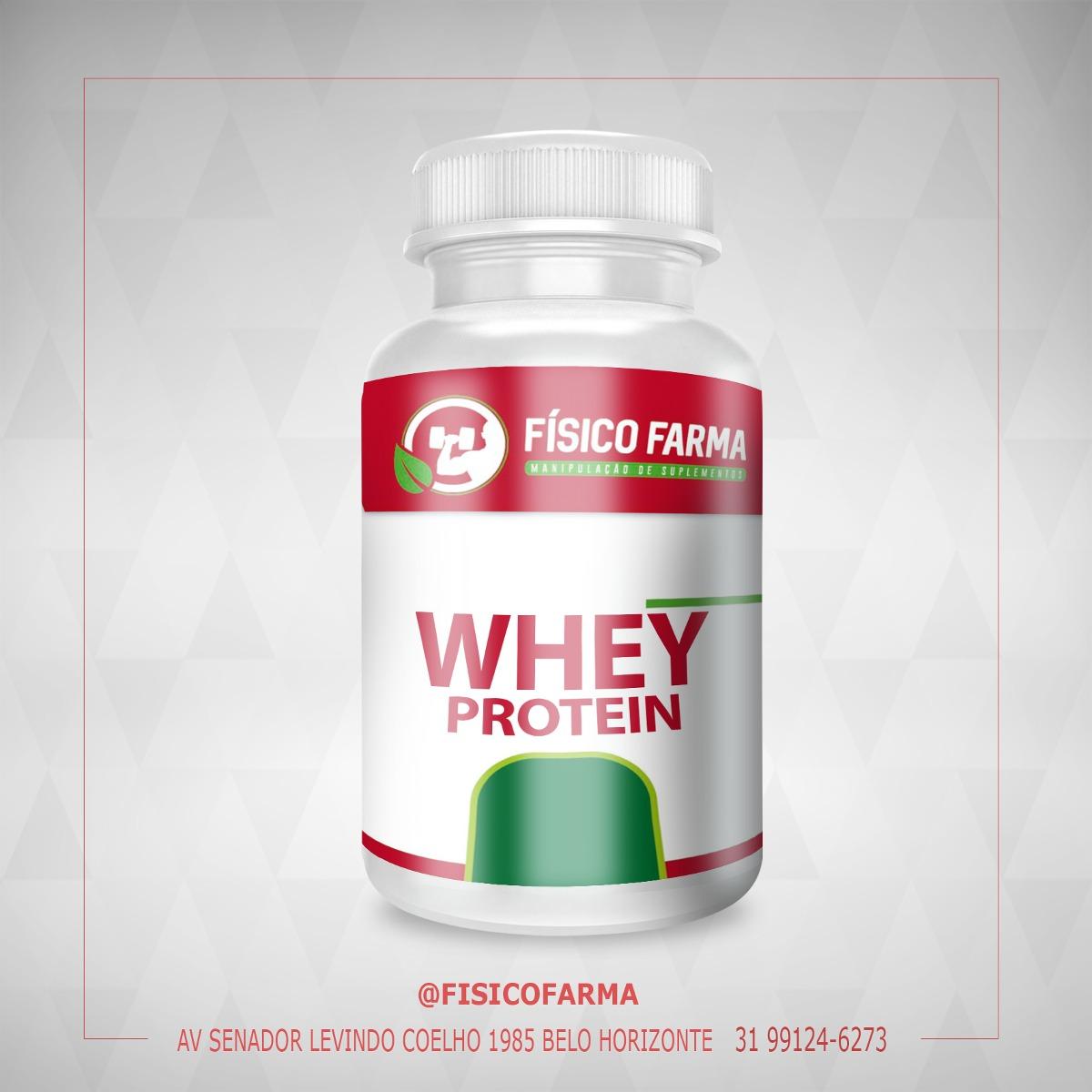 Whey Protein Pure  81% Glanbia 200g