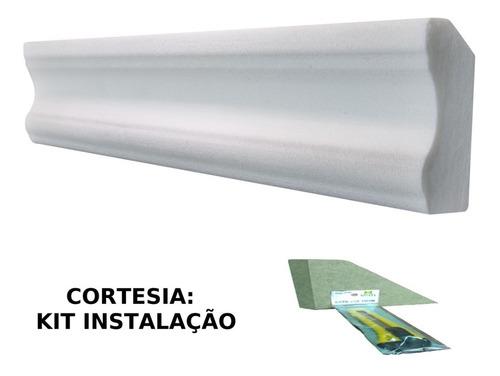 Rodateto Sanca Eva Autocolante 4cm X 1,5cm - Rolo 10m Original