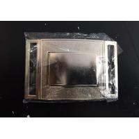Fivela de metal para cinturão LISA 50mm