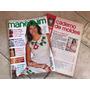 Revista Manequim 483 Daniela Sarahyba Moletom Bordados F168