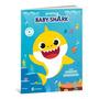 Livrão Baby Shark Atividades Para Aprender E Brincar