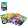 8 Livros Infantil Disney Historias Carros Pronta Entrega