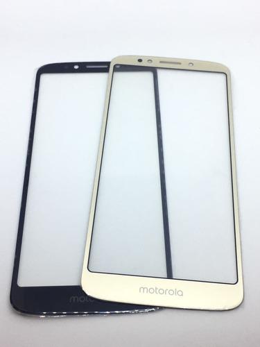 Vidro Sem Touch Motorola Moto G6 Play Tela 5.7 Pol