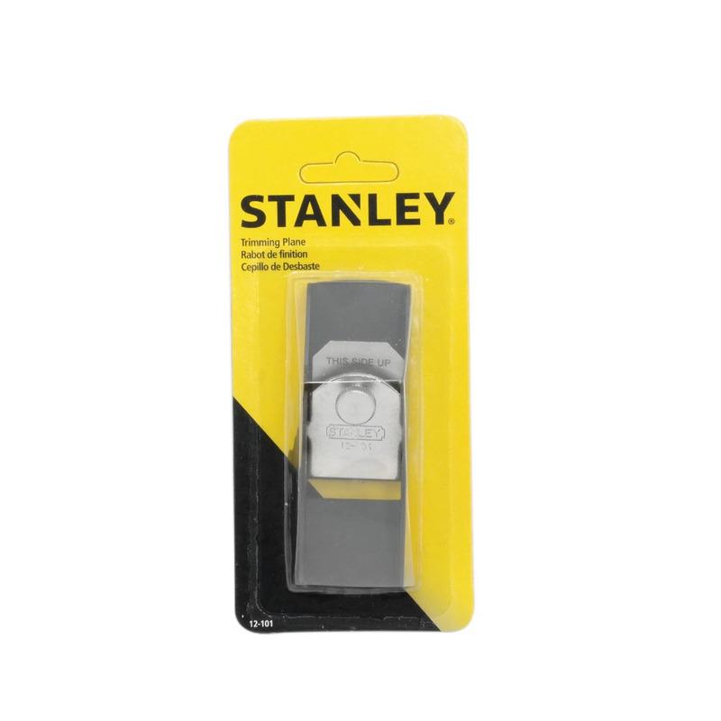 Plaina para pequenos acabamentos Stanley 12-101