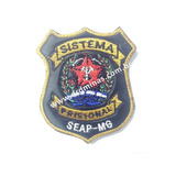 Patch / Distintivo Bordado SEAP - I