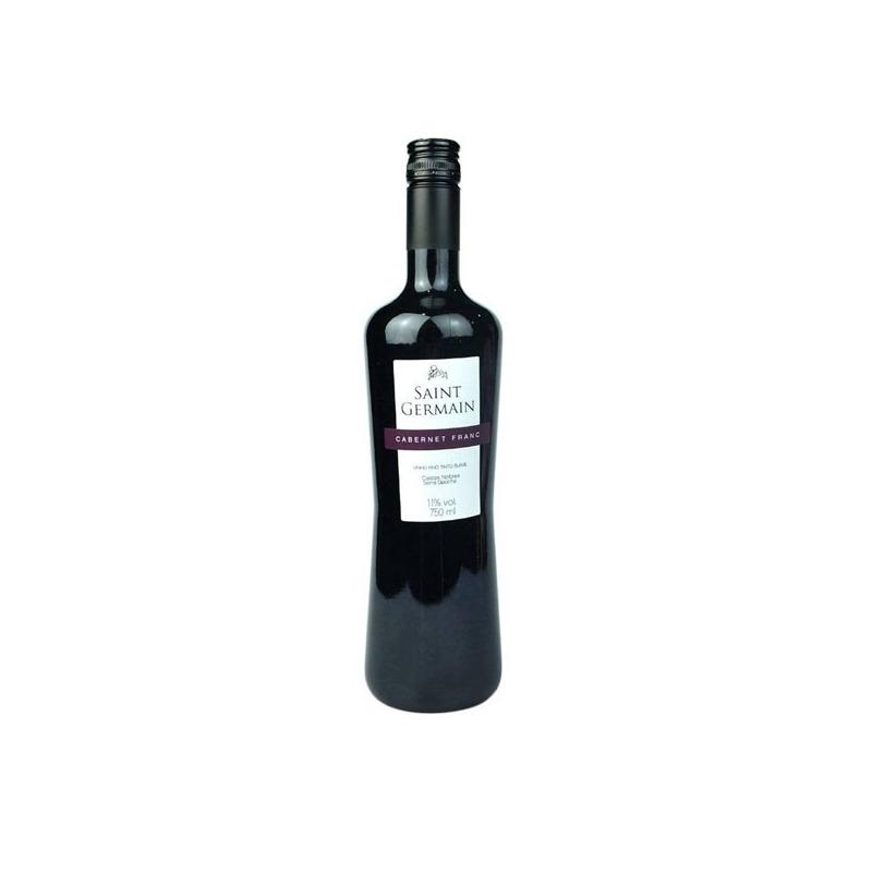 Vinho Fino Cabernet Franc Saint Germain 750ML - Aurora