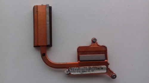 Dissipador - Itautec Infoway W7630 Original