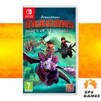 Jogo Dragões: Alvorada dos Novos Cavaleiros - Switch