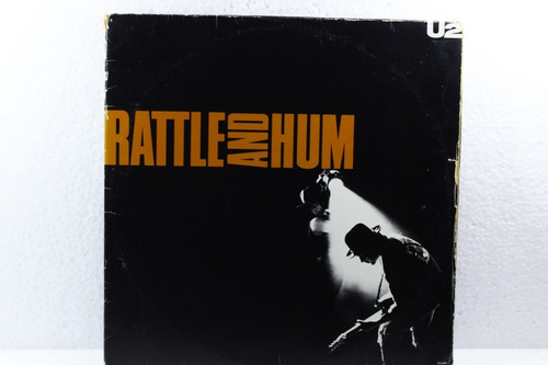 Lp - U2 - Rattle And Hum Original
