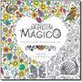 Livro Para Colorir E Relaxar Maravilhoso Jardim Mágico