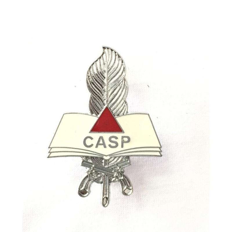 Distintivo de Metal CASP - PMMG