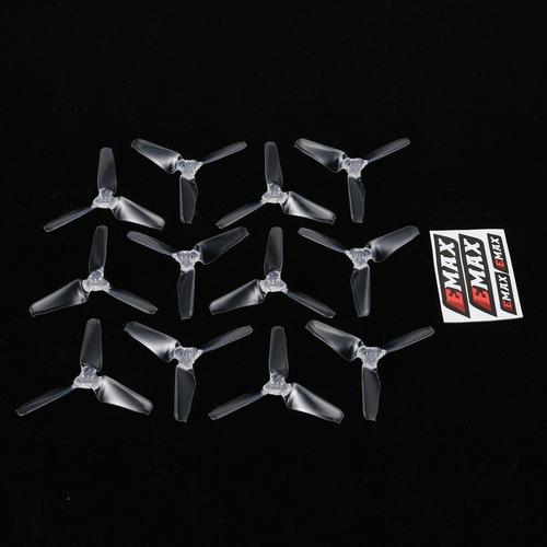 6 Pares Emax Avanmini Hélice Racing Drone Quadcopter Peças 2 Original