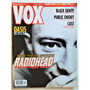 Revista Vox September 1997 Radiohead Oasis
