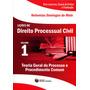 Lições De Direito Processual Civil Volume 1 Teoria Geral