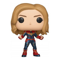 Capitã Marvel Pop Funko #425 - Captain Marvel - Movies - Marvel