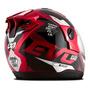 Capacete De Moto Pro Tork 2020 Evolution 788 G8 Evo Vermelho
