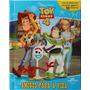 Livro Toy Story 4 Com 10 Miniaturas Amigos Para A Vida