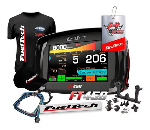 Fueltech Ft450 Com Chicote 3m + Ultra Brinde+ 12x Sem Juros Original