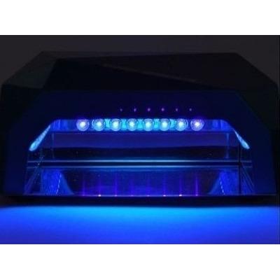 unha de fibra gel cabine estufa uv led profissional bivolt r 161 99 em mercado livre. Black Bedroom Furniture Sets. Home Design Ideas