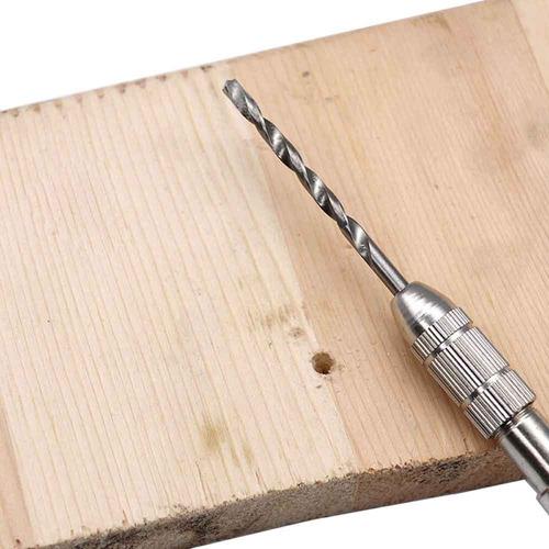 40 Pcs Mini Broca Hss Bit 0.5 Straight Shank Pc 3651 Original