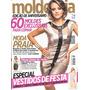 Revista Molde & Cia 84 = Vestidos P/ Festa C 60 Moldes Nova!