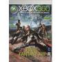 X box 360 Revista Oficial No Brasil Final Fantasy Xlll