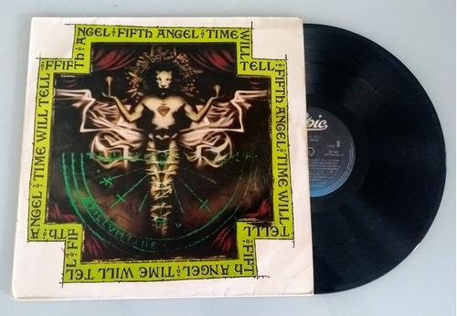 Fifth Angel - Time Will Tell Lp (vinil 1989) Classic Raro Original