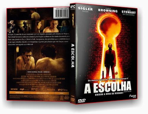Dvd A Escolha . Original