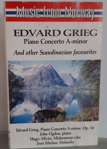 Lp Edvard Grieg / Piano Concerto A-minor Original