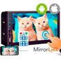 Central Multimídia 7 Mp5 2 Din Bluetooth Dvd Full Touch C/ Espelhamento Mirror Link