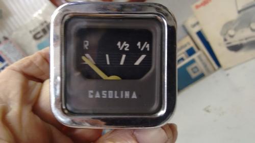Marcador Combustivel Usado  Vw Fusca E Fuscão E 1600 Original