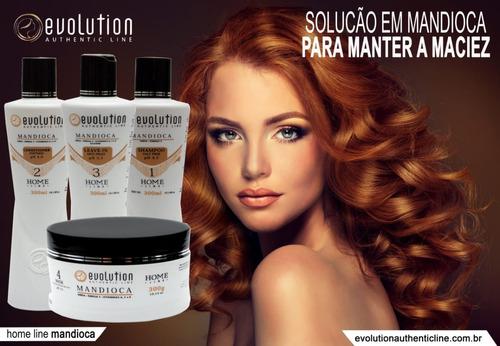 Kit De Manutenção De Mandioca Evolution Original