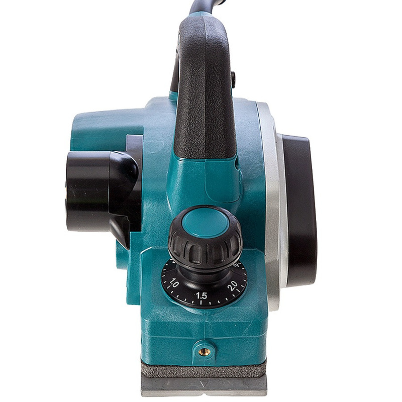 "Plaina Elétrica 82mm (3.1/4"") 620 Watts - KP0800 - Makita"