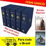 Box Game Of Thrones Crônicas Gelo E Fogo (luxo) Brindes