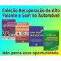 Livros Alto Falantes, caixas Acústicas , som Auto.col.completa