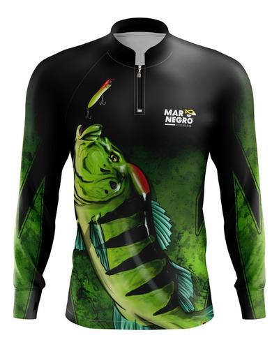 Camisa Pesca Com Proteção Solar Presente Black Friday Promoç Original