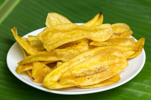 Banana Verde Frita - Chips 100% Natural - Artesanal - 3kg
